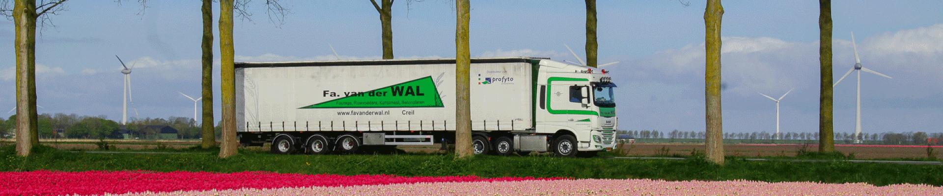 Fa van der Wal Fourage cover foto