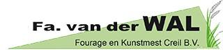 Fa van der Wal Fourage logo